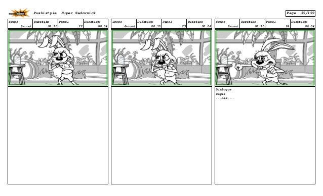 Scene 6-cont Duration 08:10 Panel 22 Duration 00:04 Scene 6-cont Duration 08:10 Panel 23 Duration 00:04 Scene 6-cont Durat...