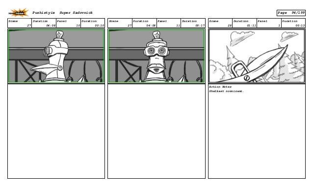 Scene 27 Duration 04:08 Panel 10 Duration 00:10 Scene 27 Duration 04:08 Panel 11 Duration 00:17 Scene 28 Duration 01:11 Pa...