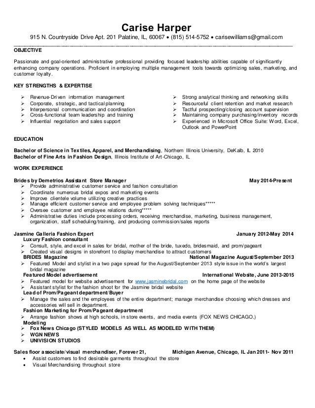 forever 21 sales associate sample resume professional forever 21