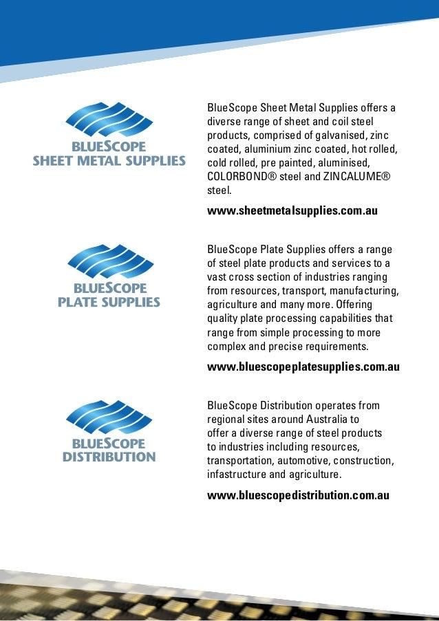 Bluescope Aluminium Catalogue - Edition 1