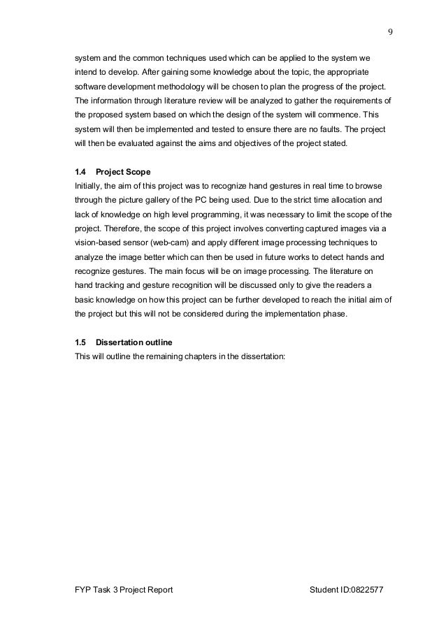 what does literature review inform on requirements gathering