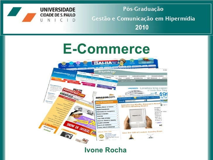 Ivone Rocha E-Commerce