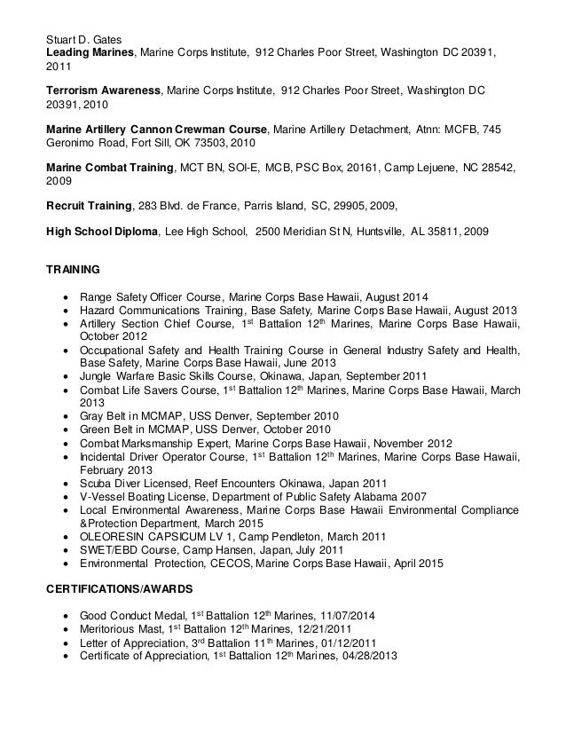 Stuart gates resume 2 5 spiritdancerdesigns Image collections
