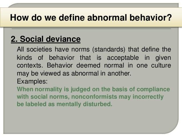 """psy 202 normal vs abnormal behavior Search results for 'normal vs abnormal behavior' psy 202 normal vs abnormal psy/202 normal vs abnormal to me, """"normal is just a."""
