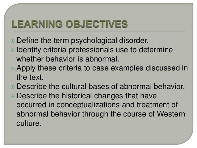 Challenges in Identifying Mental Disorders