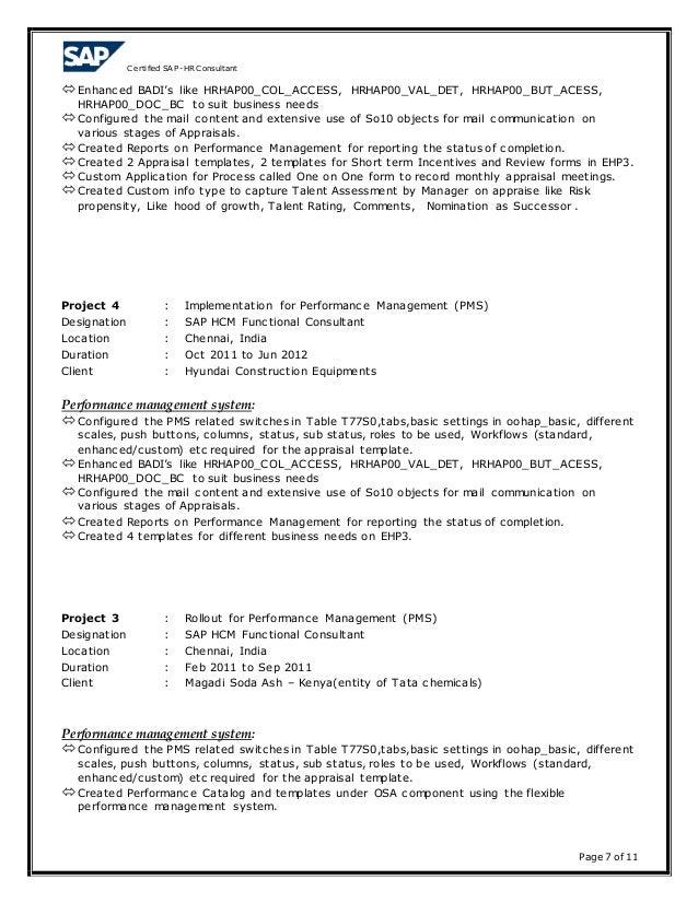 rizwan sap hr resume 7 5 years