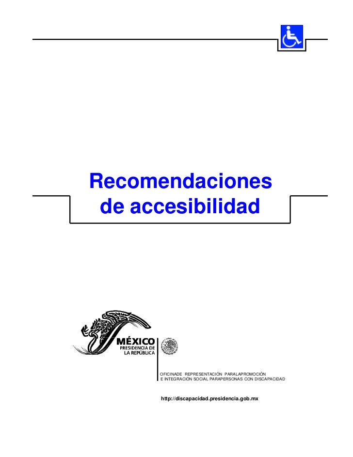 La Oficina de Representación para la Promoción eIntegración Social para Personas con Discapacidadexpresa un especial recon...