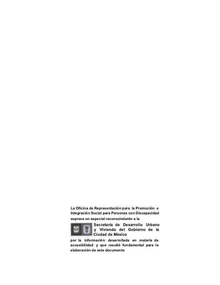 3           Introducción         La atención a la discapacidad en México ha                Las estrategias a seguir son di...