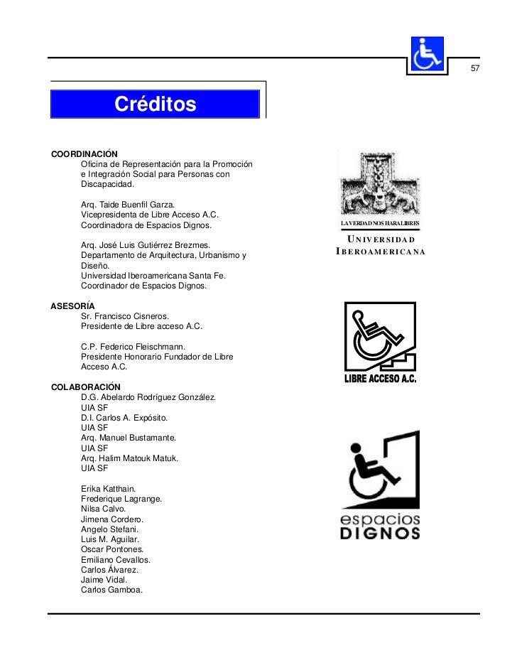59             Bibliografía         Este documento recopila información básica,útil a proyectistas, constructores y admini...