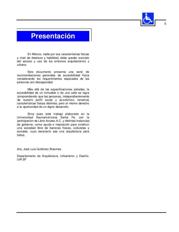 7                 ÍndiceAntropometría                                 9Entorno urbano y espacios descubiertos        15   ...
