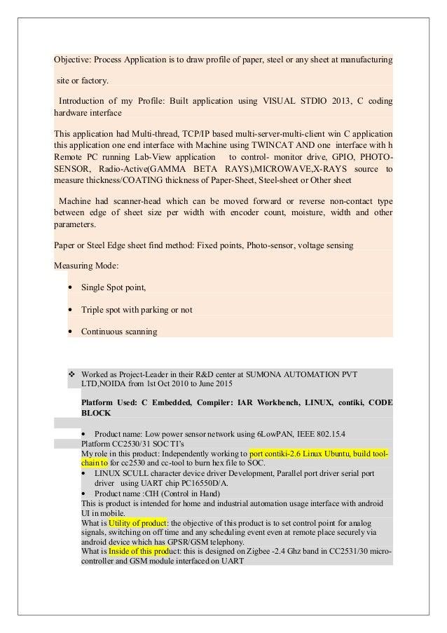 Resume_For_Embedded_Engineer