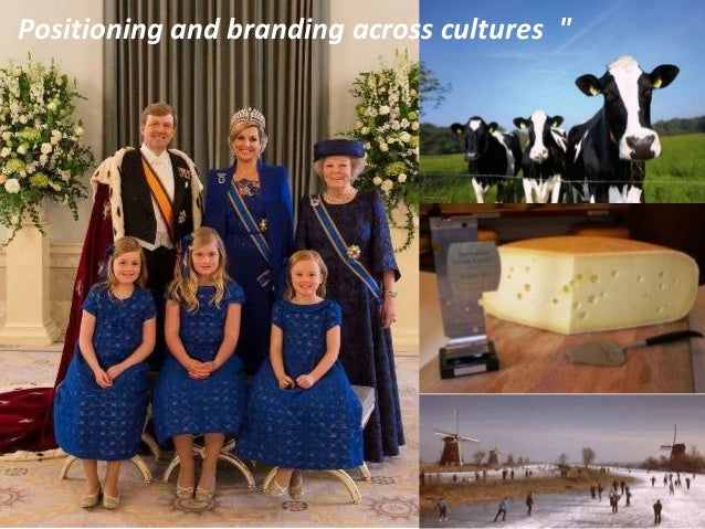 """Positioning and branding across cultures """""""