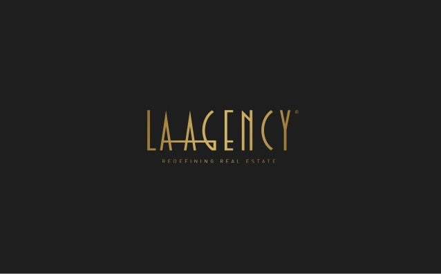 WHO WE ARE LA AGENCY® is a real estate and consulting firm specializing in commercial real estate services and investment ...