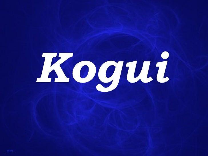 Kogui