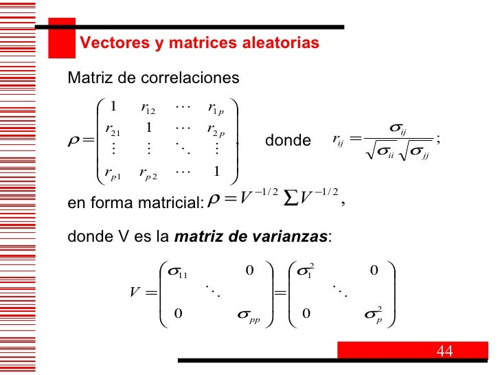 Matriz de correlaciones forex