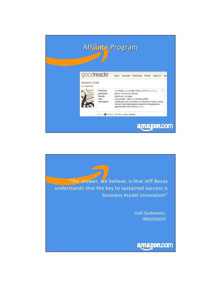 Affiliate Marketing Amazon Pdf