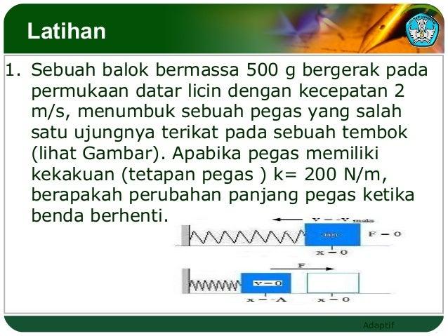 Usaha dan Energi (Work and Energy)