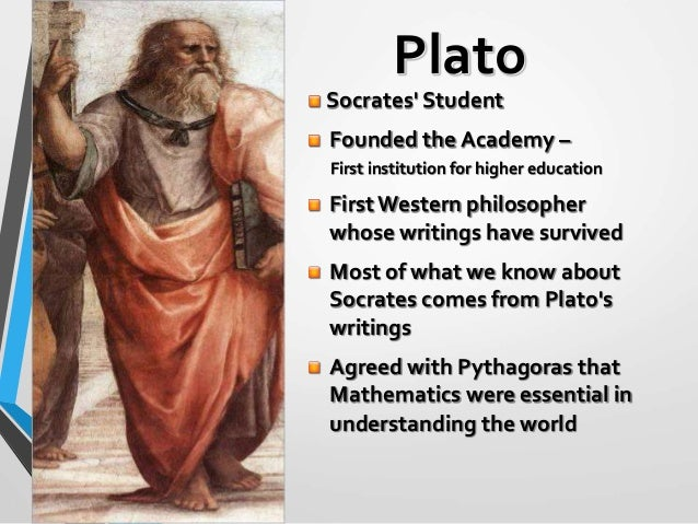 socrates school of thought