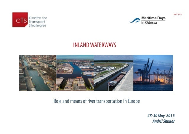 role of water transport