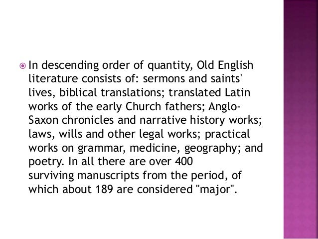an analysis of the topic of the manuscripts of the anglo saxon chronicle Chronicle essays - see the list of the manuscripts of the anglo-saxon chronicle: 2000+ topics free plagiarism checker all materials are cataloged well.
