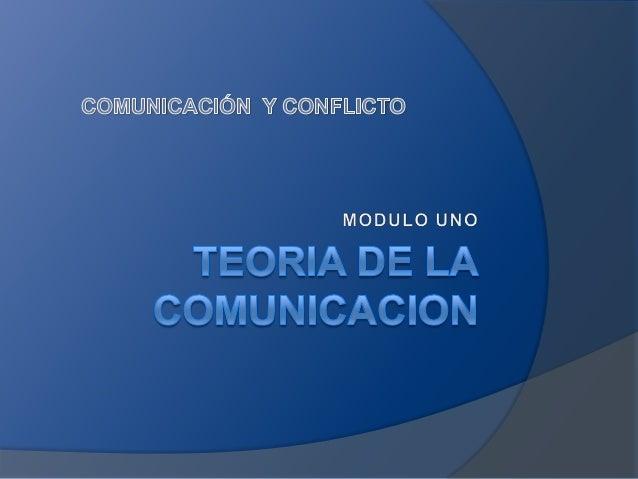 ¿Qué es Comunicación?   La comunicación es una de aquellas actividades    humanas que, por ser tan evidentes, son muy    ...