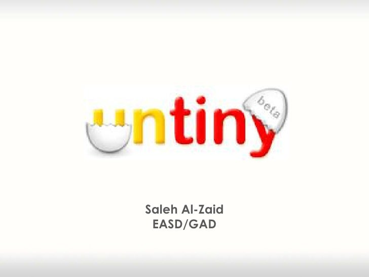 Saleh Al-Zaid EASD/GAD