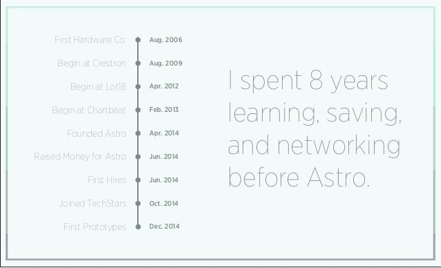 Shaun Springer, Astro // The Future of the Connected Home