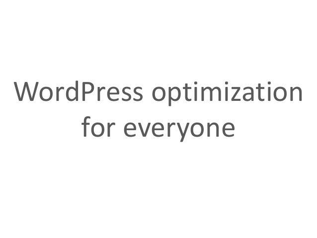The Super Affiliate Toolkit for WordPress slideshare - 웹