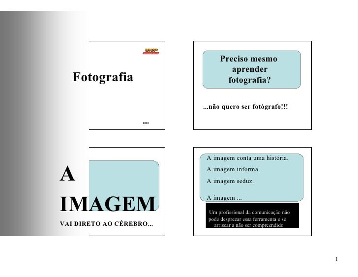 Preciso mesmo                                     aprender    Fotografia                      fotografia?                 ...
