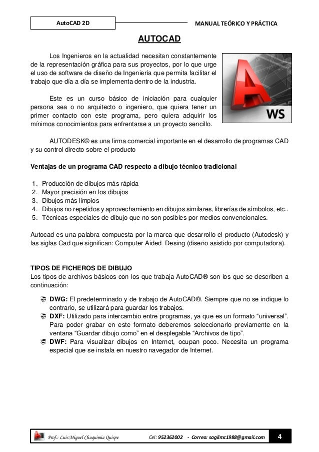 manual practico de autocad 2d rh es slideshare net manual de cadena de custodia colombia manual de cadena de custodia
