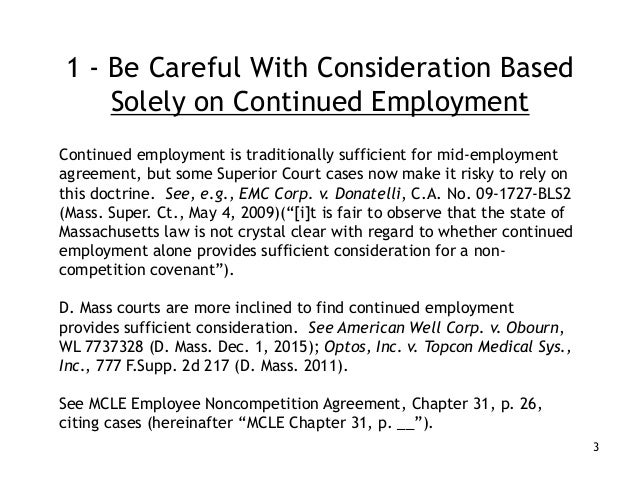 Massachusetts noncompete law platinumwayz