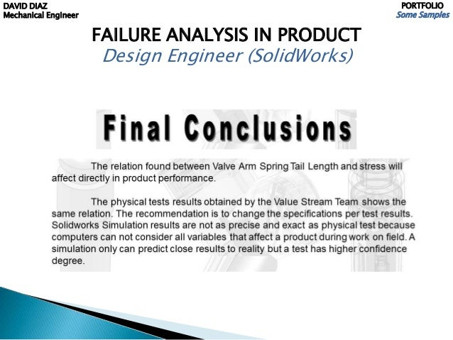 portfolio design engineering