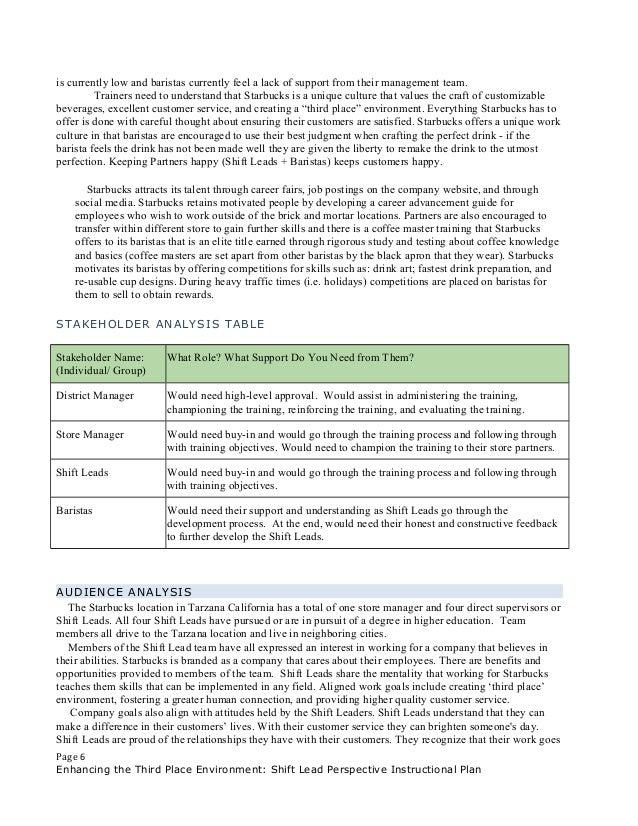 starbucks leadership development training rh slideshare net starbucks partner guide pdf starbucks partner drink guide