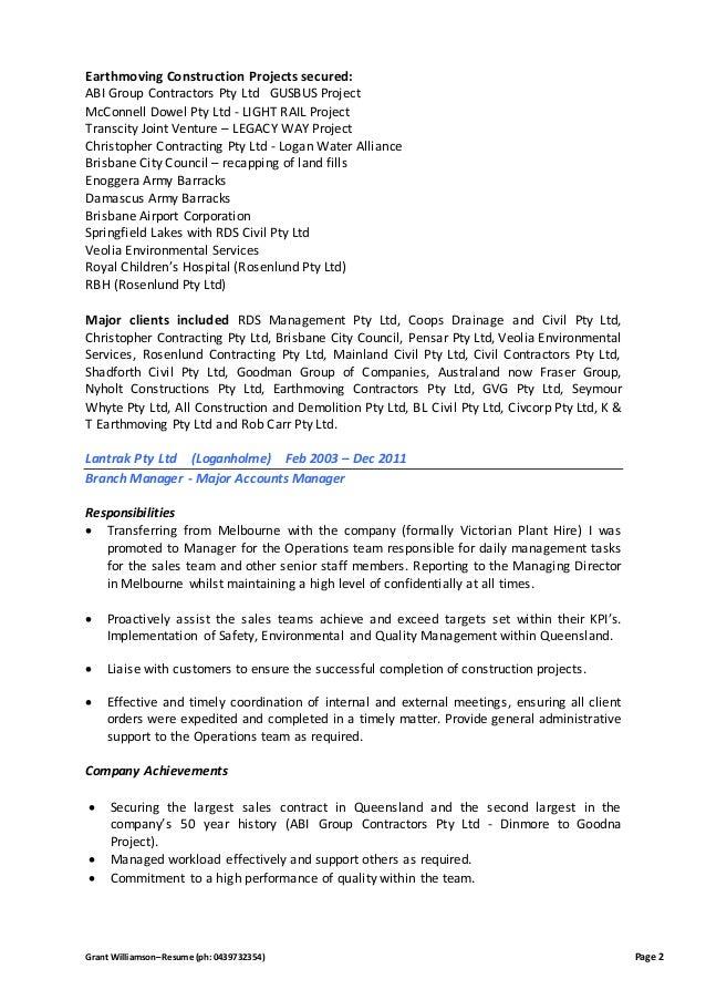 grant williamson resume 20160104