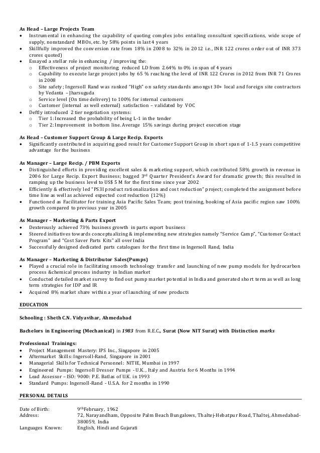 Chetan Final Resume