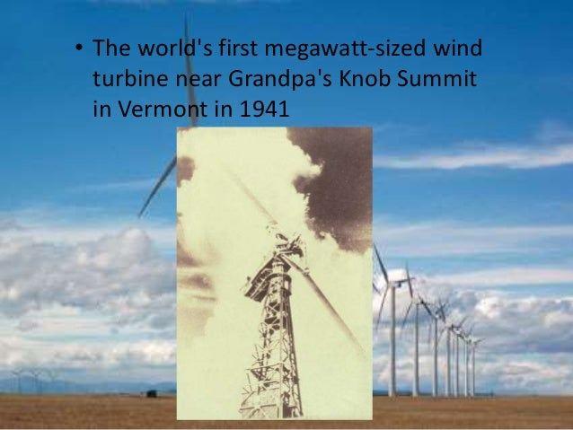 Renewable Energy Presentation