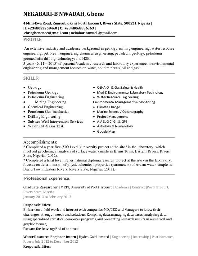 Resume-samples-technical-resumes-water-resource-engineer - revnews ...