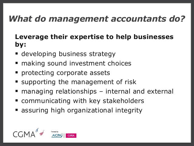 strategic management accounting definition