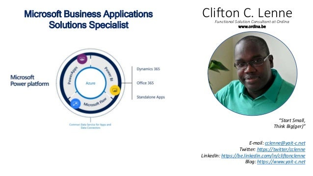Digital Transformation with Microsoft Business Applications and the Microsoft Power Platform Slide 2