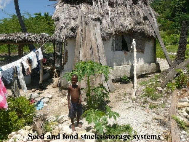 Disaster risk management - Stress on proactive disaster management responses of prevention, mitigation and preparedness  ...