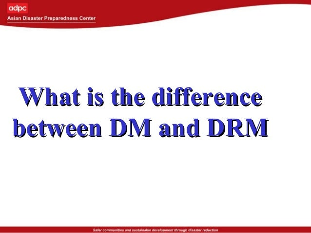 ConclusionConclusion • Clear cut distinction between different terminologies • Difference between Preparedness, Mitigation...
