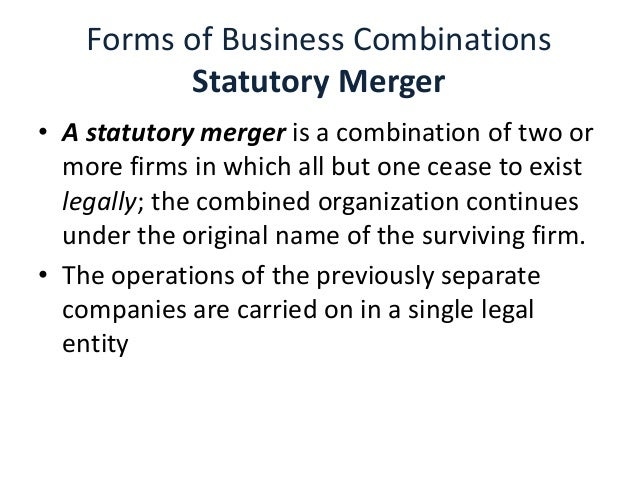 1) basic concepts of corporate restructuring (1)