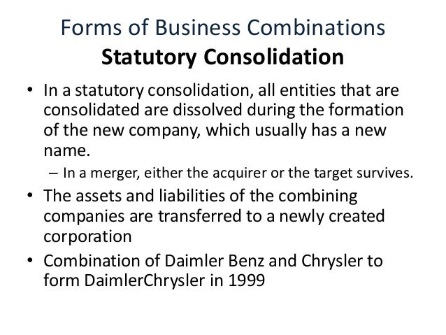 the concept of mergers and acquisitions in the tale of two target companies Course 7: mergers & acquisitions basic concepts mergers and acquisitions represent the ultimate in change for a target companies must fulfill a set of.