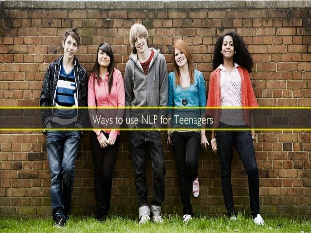 Ways to use NLP for Teenagers