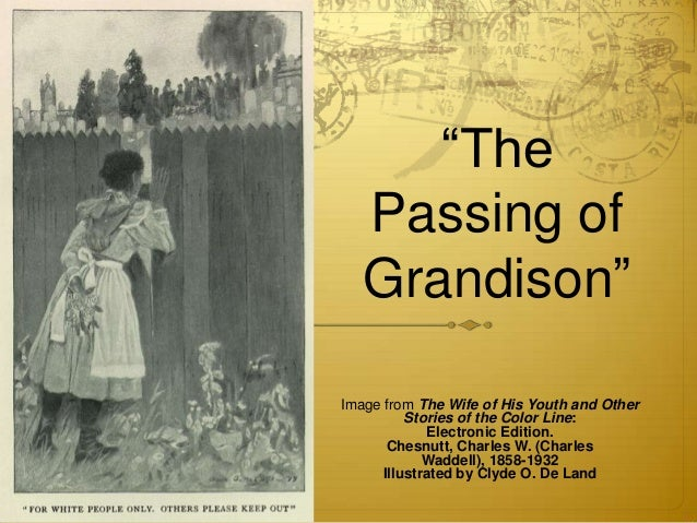 the passing of grandison