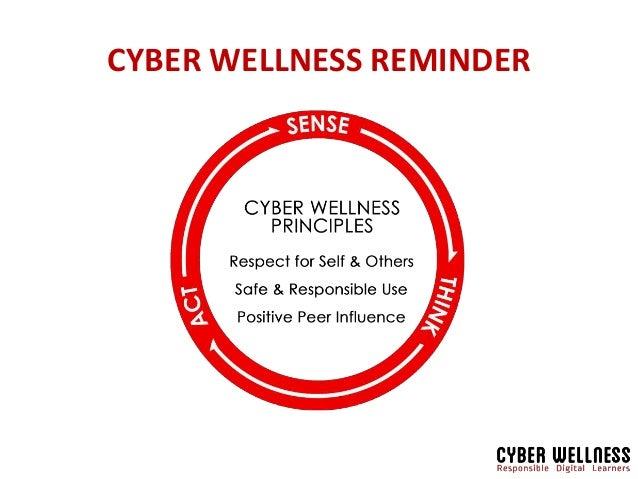 CYBER WELLNESS REMINDER