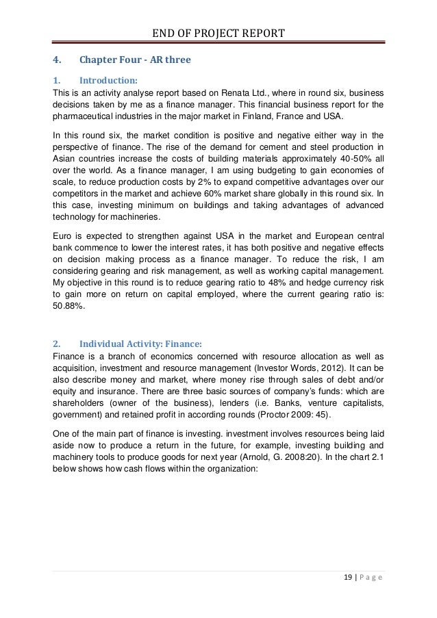 business proposal conclusion example