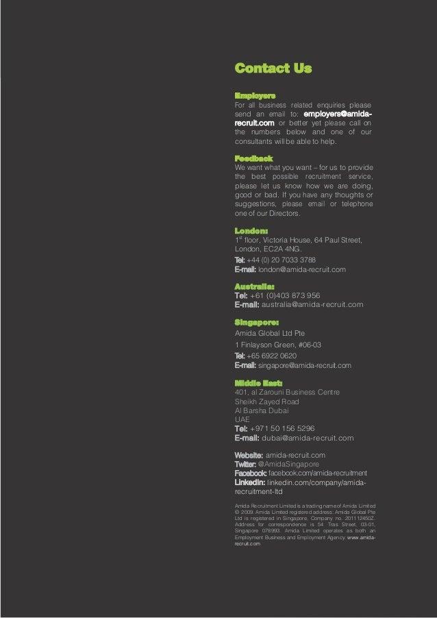 Client Brochure 2015 - Singapore v100315
