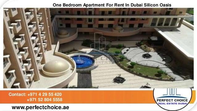 1 Bedroom Apartment For Rent In Dubai Silicon Oasis Dubai