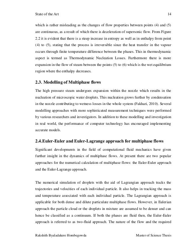 Declaration of authorship master thesis dissertation editing and advisors